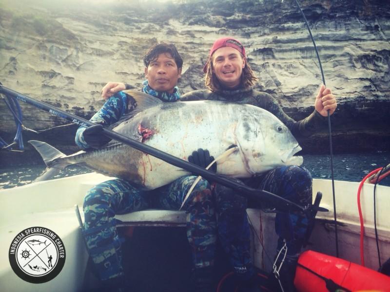 Spearfishing Charter East Bali Indonesia