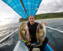 South Bali Spearfishing Maori Seaperch