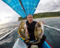 South Bali Spearfishing Maori Seaperch